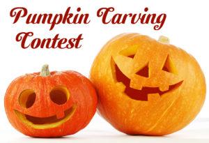 Hughes Family Dentistry Pumpkin Carving Contest header