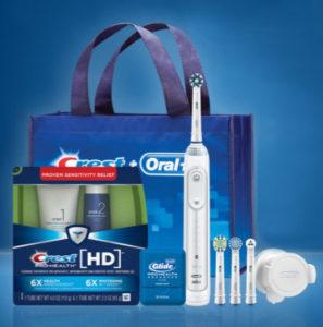 oral-b toothbrush